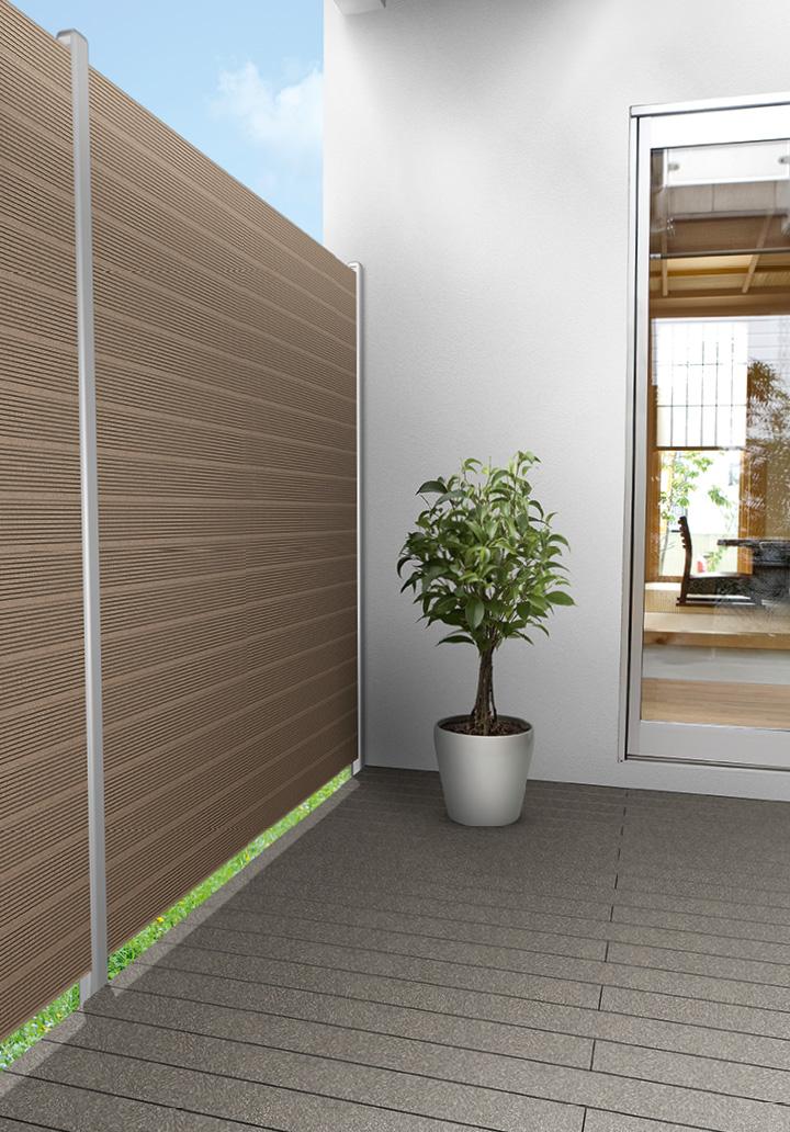 werzalit cz produkty z st ny ploty. Black Bedroom Furniture Sets. Home Design Ideas